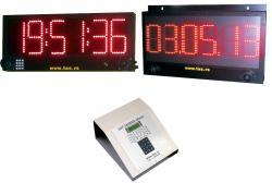 Uređaj namenjen za precizno merenje vremena zakupljenih termina u sportskim balonima