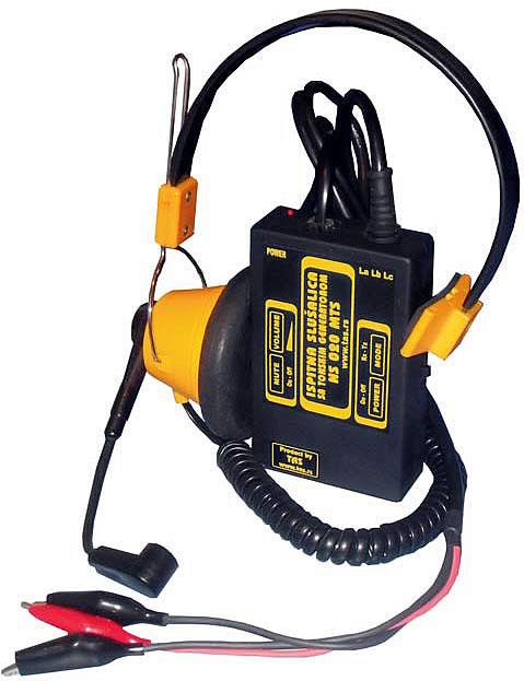 Ispitna slušalica sa tonskim generatorom