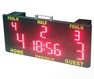 3 in 1 - Semafor za mali fudbal / futsal / tajmer 60min