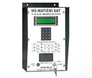 Matični sat za digitalne i mehaničke info satove