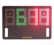 Tabla za izmene igrača u fudbalu