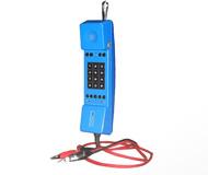 Ispitna telefonska kombinacija sa MONITOROM linije
